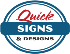 quick signs and designs